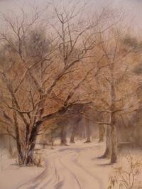 さよなら、山桜の樹 - miwa-watercolor-garden