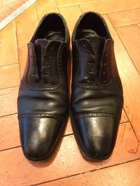 銀浮きや水ジミはサドルソープで復活ケア(^^)v - 西日本よかよか靴磨きブログ