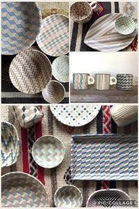 2017年は京都タカシマヤさんから! - irodori窯~pattern pottery~