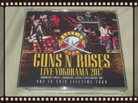 GUNS N' ROSES / LIVE YOKOHAMA 2017 - 無駄遣いな日々