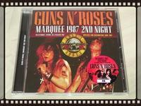 GUNS N' ROSES / MARQUEE 1987 2ND NIGHT - 無駄遣いな日々