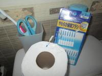 生活のちっちゃな知恵:歯間ブラシがすぐなよっとならない - チェンマイUpdate
