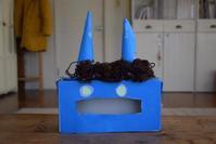 子供の作品の収納 - モノとココロの整理収納アドバイザー 河合善水のブログ