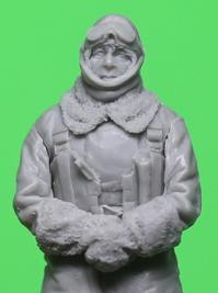 Copper State Models F32-007 1/32 WW1 RNAS Pilot - Post-Retirement Modelling Life