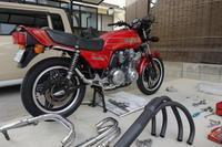750F ノーマルに! - 0024 Motor 商会