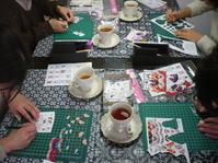 お雛様(自宅教室) - 仙台市 国見ケ丘 自宅教室 Shadowbox Felice Sendai