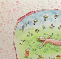 クロマニョン人も私も描く - ままごと日記