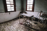 abandoned small clinic. - SONS OF THE DESERT