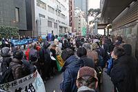 MX「ニュース女子」抗議行動4 - ムキンポの exblog.jp