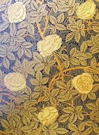 1day講座「ヴィクトリアンローズのお茶会」のご案内 - 元木はるみのバラとハーブのある暮らし・Salon de Roses