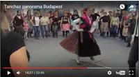 ハンガリーのユネスコ無形文化遺産「ターンツハーズ法」の動画 - 一歩一歩!振り返れば、人生はらせん階段