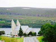 2016夏-アイスランド旅行 6日目-アクレイリ、フーサヴィーク、                                  ゴーダフォス滝 - Mitokoのパリ日記