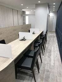 国分寺の不動産屋さんの家具納品 - studio acca 一級建築士事務所の日々の事