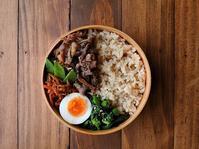 2/8(水)牛肉のしぐれ煮弁当 - おひとりさまの食卓plus