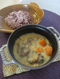 白味噌のビーフシチュー - ~美・食・住~