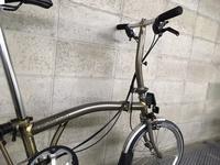 BROMPTON RAW カラー Sハンドル入荷です - THE CYCLE 通信