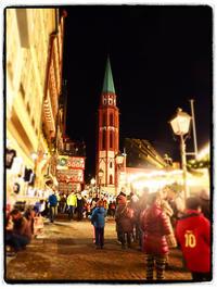 ニコライ教会はチャーミングで、聖レオンハルト教会は幽玄! ~フランクフルト教会めぐり(7) - 模糊の旅人