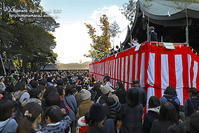 吉備津彦神社 節分祭 2017 - 気ままな Digital PhotoⅡ