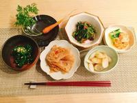 ひとりご飯は冷蔵庫の残り物で和食 そして、「みをつくし料理帖」 - 今日も食べようキムチっ子クラブ (我が家の韓国料理教室)