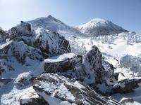 冬季 個人ガイド承ります - 信州登山案内人 登山ガイド   西村 哉