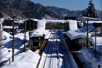 「君の名は。」 飛騨古川駅・跨線橋 - ちょっとそこまで