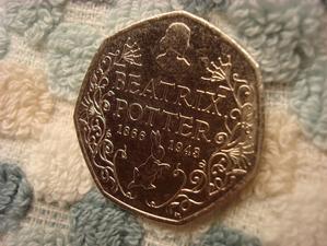 ピーター・ラビット硬貨GET!そしてFちゃんはクレムリンへ - ロンパラ!(LONDON パラダイス)