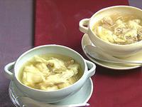 家庭料理「鶏肉と春雨のワンタンスープ」の作り方ををGet! - isakura iptv