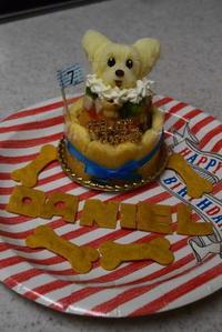 ♪ ダニエル 誕生日は可愛いケーキでお祝いだよ~(#^.^#)  ♪ - happy west DANIEL story