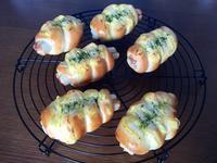 竹輪パン - カフェ気分なパン教室  ローズのマリ