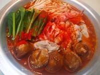 プリプリ牡蠣のキムチ鍋 - sobu 2