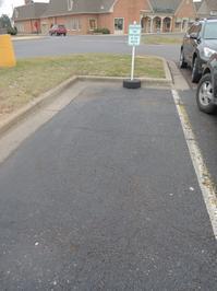 アメリカで見かけたちょっとユニークな駐車スポット - じゃポルスカ楽描帳