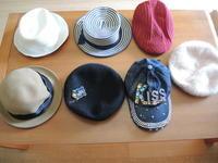 苦手な帽子を得意に - おしゃれを巡る冒険