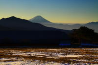 29年2月の富士(3)清里の富士 - 富士への散歩道 ~撮影記~