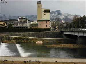冬の京都へ - 噴水キャバレエ