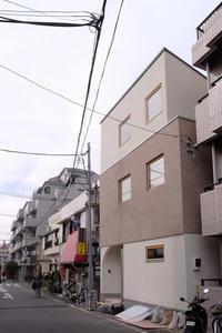 15坪の家が竣工しました。 - etogoblog