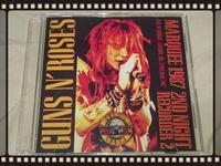 GUNS N' ROSES / MARQUEE 1987 2ND NIGHT RECORDER 2 - 無駄遣いな日々