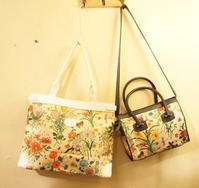 Gucci Floral 70's bags - carboots