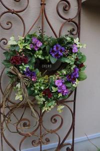 大人色のバレンタイン - CHIROのお庭しごと