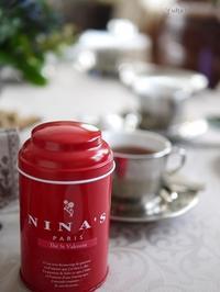 2月の紅茶レッスン - お茶をどうぞ♪