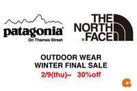 Outdoor wear Sale - amp [snowboard & life style select]