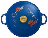 "★ Le Creuset ""Beauty and the Beast"" Soup Pot ★ - Don't Worry! Be Happy!"