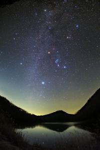 湖上Winter hexagon - Qualia