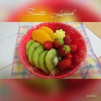「今日もフルーツ」 - わたしの写真箱 ..:*:・'°☆