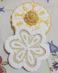 アイシングクッキーへの想い - 調布の小さな手作りお菓子・パン教室 アトリエタルトタタン