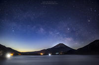 Milkyway × Mt.Fuji -N- - HI KA RI