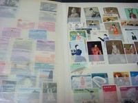アンティーク 記念切手 コレクション - アンティーク(骨董) テンナイン
