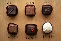 チョコのお菓子もりもりですよー - e-cake 開業からの・・その後~山梨県甲州市のカップケーキ屋「e-cake」ができるまで since 2010.1.~