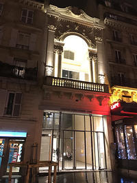 無声映画の世界 - パリの居候