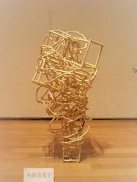展覧会の作品 楮 - HANATSUDOI
