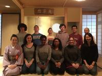 Tea ceremony experience  -the Calhoun School in Manhattan- - お茶とアートのある暮らし in NJ & NY